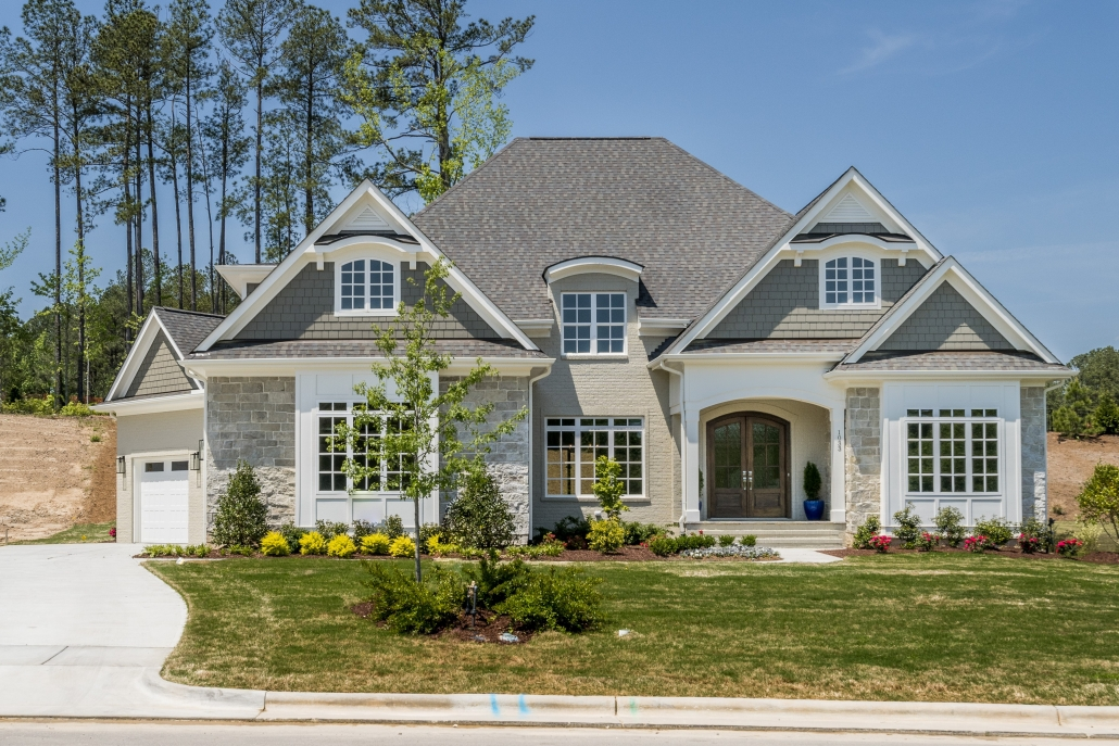 cary, custom home