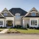 Custom home in Cary